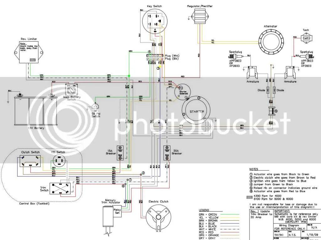 wiring diagram duck boat