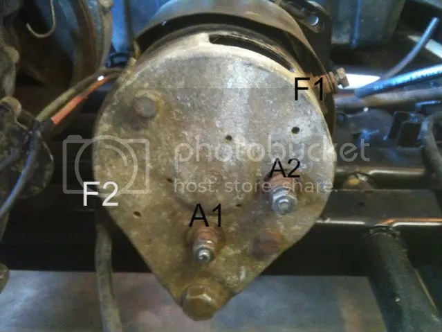 Yamaha G1 starter generator test