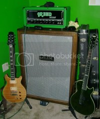 Emperor Custom 6x12 speaker cabinet - CHICAGO | Harmony ...