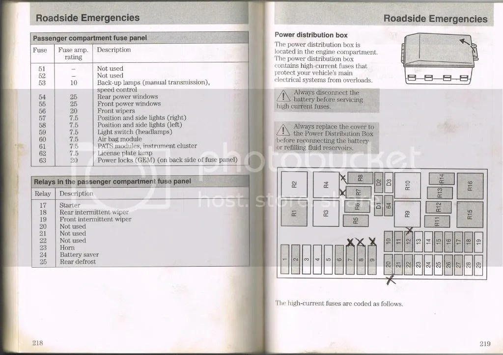 Ford Focus Fuse Box 2009 Wiring Diagram