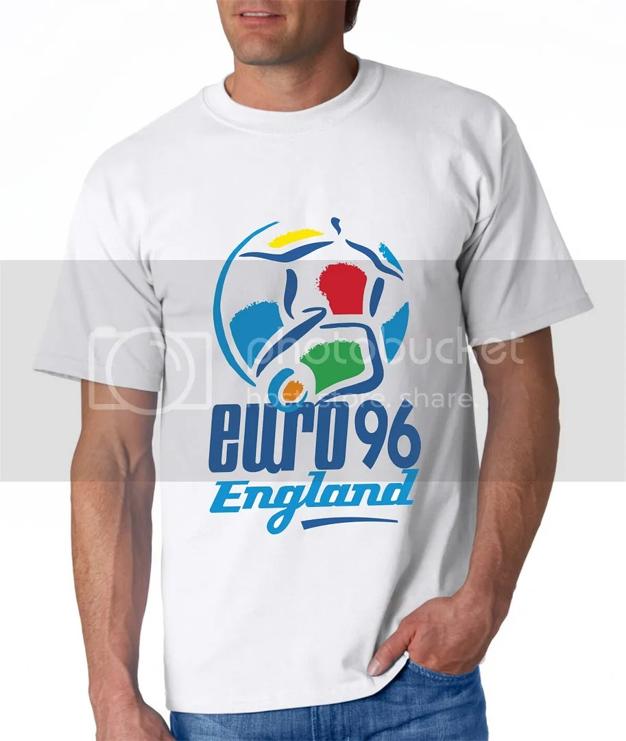Jumbo Möbel Discount Jumbo Vintage Retro England Euro 96 Football T Shirt Mens Womens