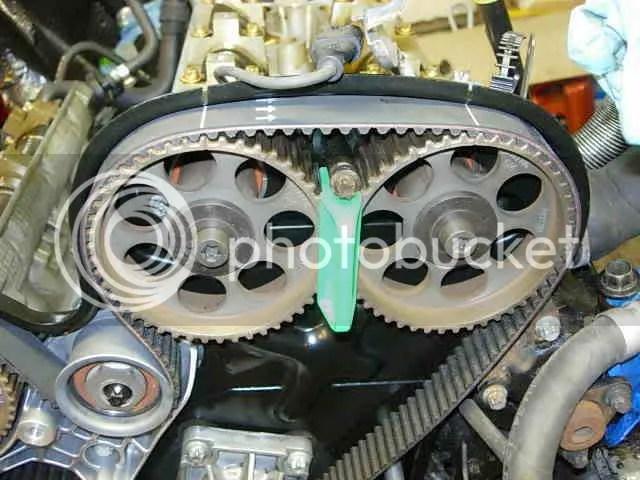 Cadillac Timing Belt Wiring Diagram