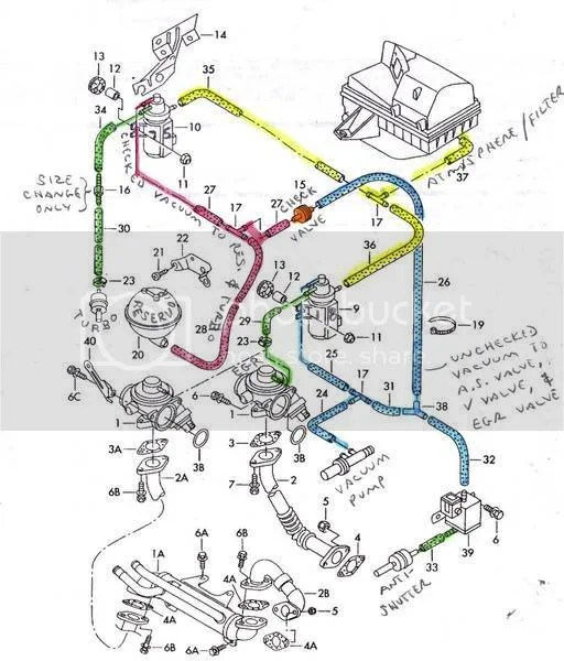 Vw Jetta Vacuum Diagram Wiring Diagrams