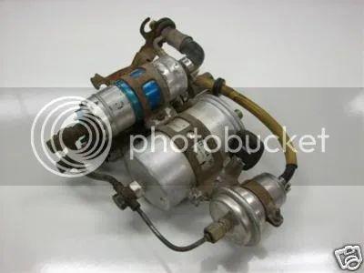 corvette fuel filter regulator outlet