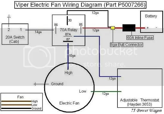 Wiring 3 Speed Box Fan Control Cables  Wiring Diagram