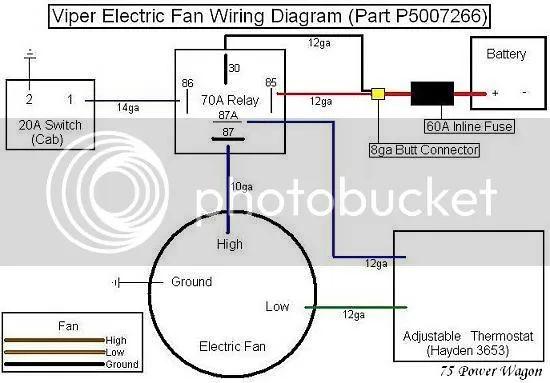 old box fan wiring diagram