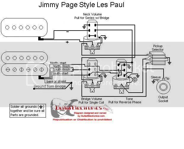 3 way switch wiring diagram of electronics pickups pots