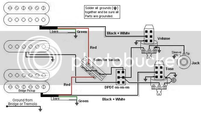 Emg 81 85 Pickups Wiring Diagram \u2022 EklaBlog