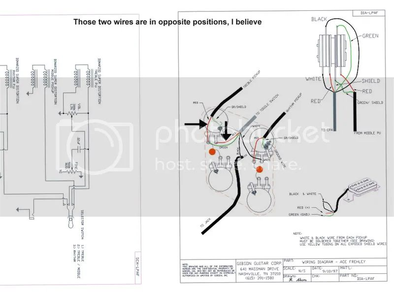 gibson 498t wiring diagram