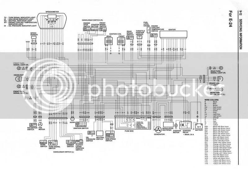 1988 Suzuki Intruder Wiring Diagram Download Wiring Diagram