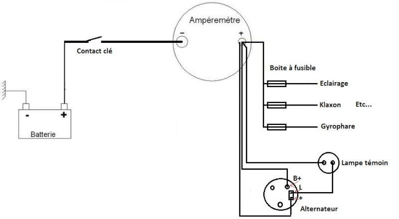 kubota schema moteur electrique 12v