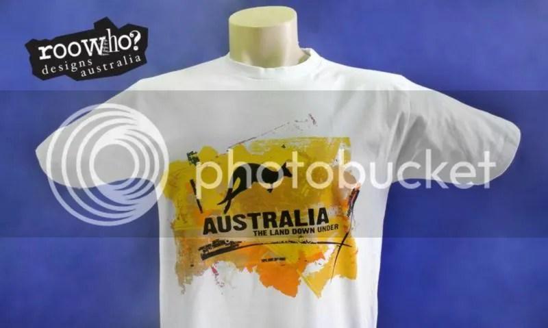 Australian Souvenir T Shirts