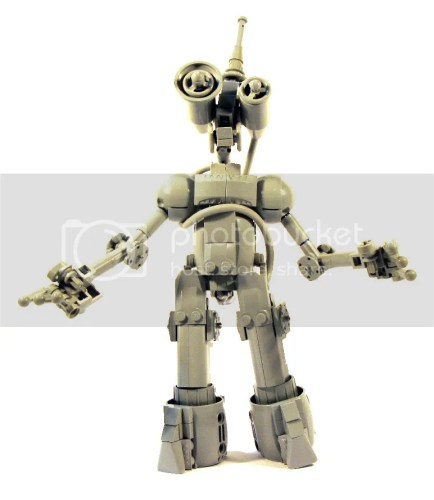 LEGO Retro Vintage Robot