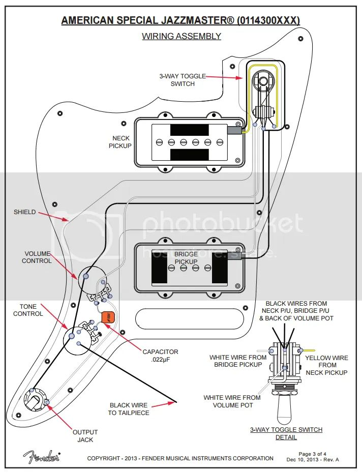 jazzmaster wiring diagram toggle