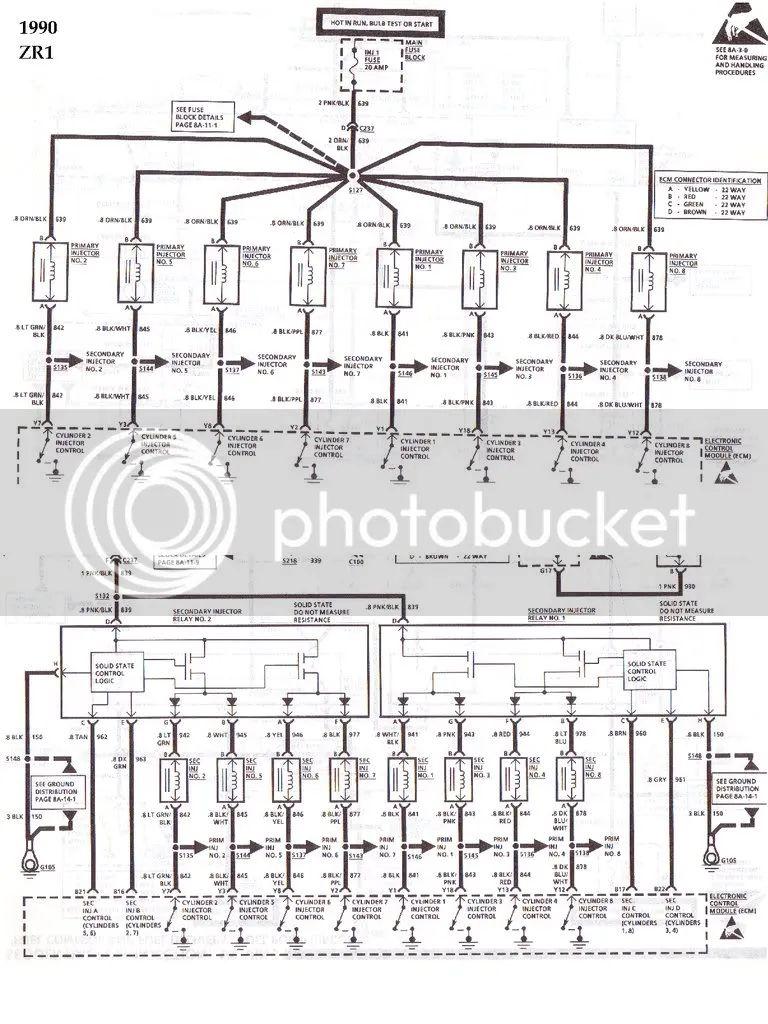 wiring diagrams 85 fbody ecm wiring diagrams