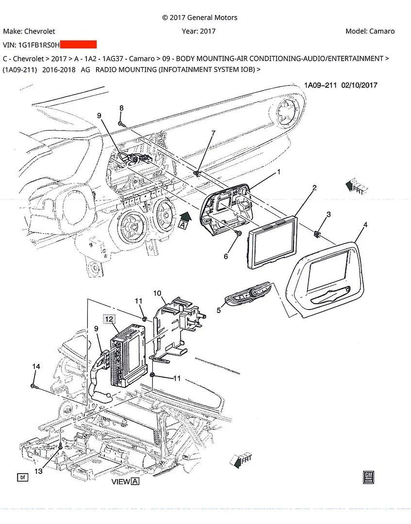 camaro ss 2013 wiring diagram