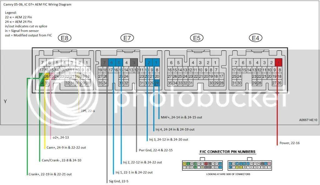 ecu schematics