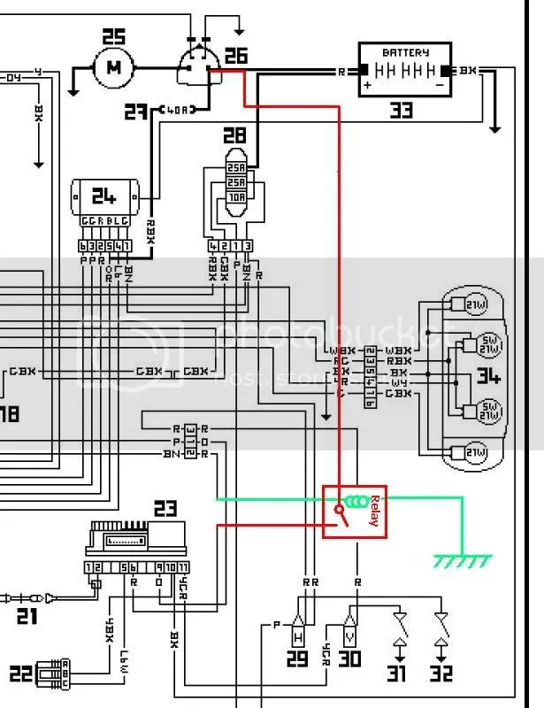Ducati Wiring Schematics Wiring Schematic Diagram