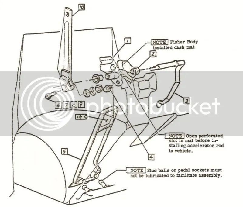 1970 chevy malibu throttle diagram