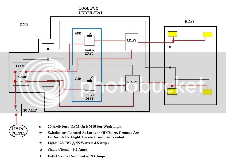 L5740 Kubota Wiring Diagram
