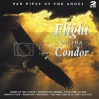 Pan Pipes Of The Andes - Flight Of The Condor (1995) - 2CD ...