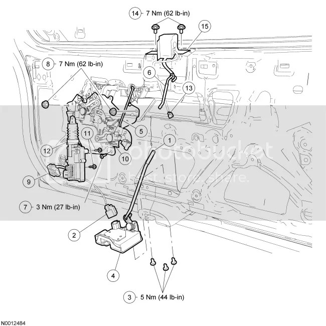 2011 Ford Escape Lift Gate Wiring Diagram Wiring Schematic Diagram