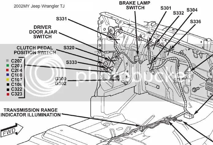 wiring lights on jeep wrangler