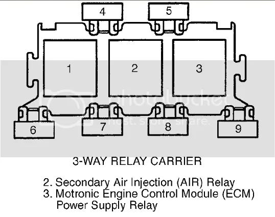 wiring a 4 way relay