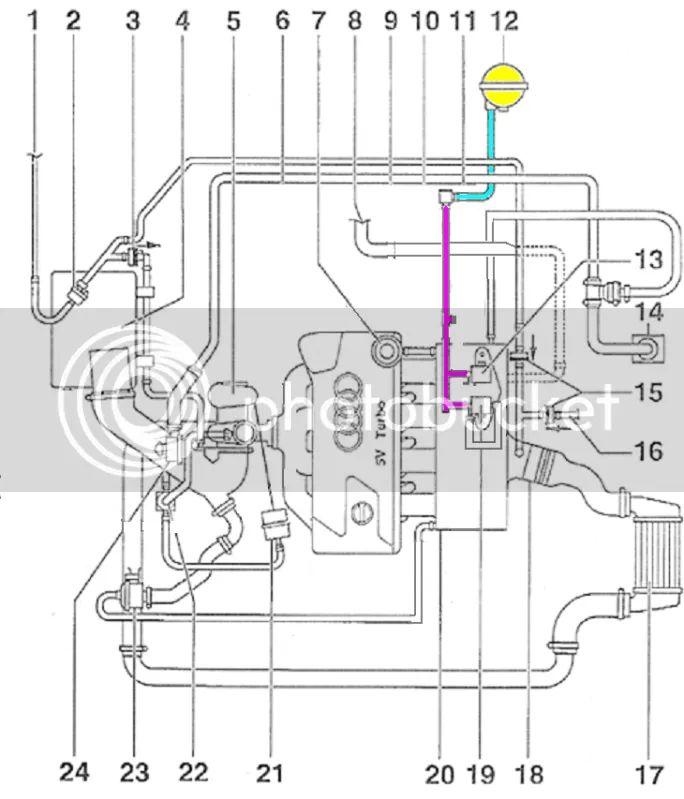 audi amb engine diagrams