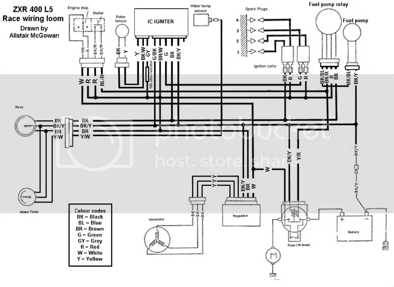 IC IGNITER KAWASAKI WIRING DIAGRAM - Auto Electrical Wiring Diagram