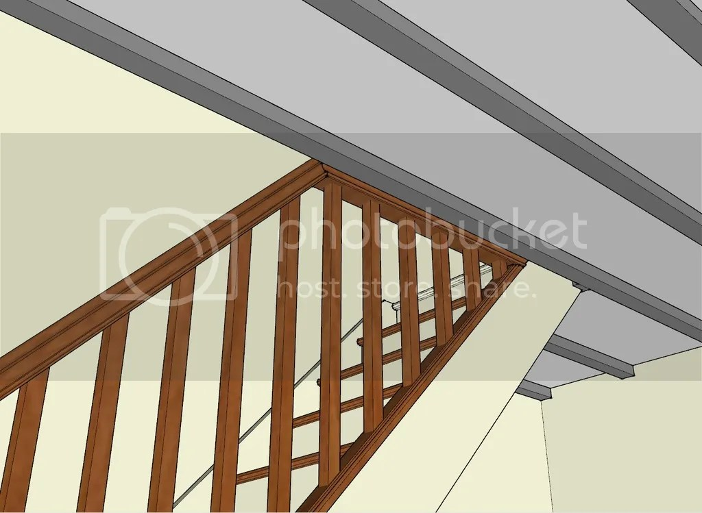 Banister Help Page 1 Homes Gardens And Diy Pistonheads