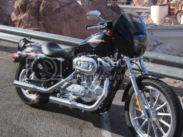 2004 xl 883 A/C oil blow-by - The Sportster and Buell Motorcycle