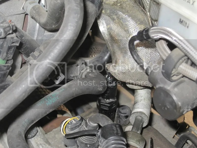VWVortex - How to replace your Vehicle Speed Sensor (VSS) on a