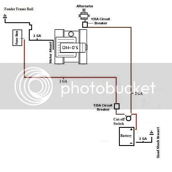 battery relocation block diagram