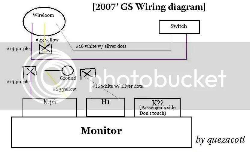 3rd Gen GS Nav Bluetooth DVD mods thread - ClubLexus - Lexus Forum