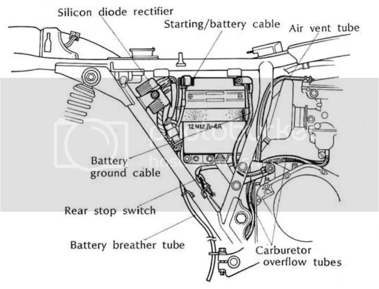 CB400T WIRING DIAGRAM - Auto Electrical Wiring Diagram