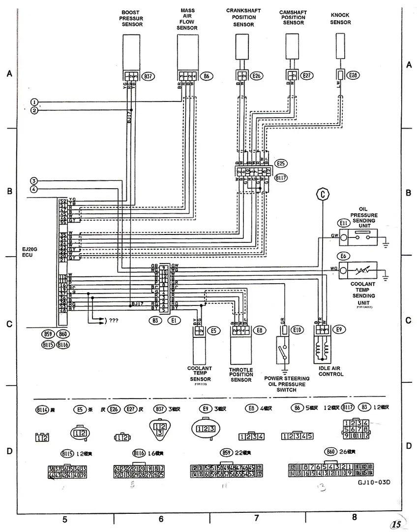 5efe engine diagram cooling