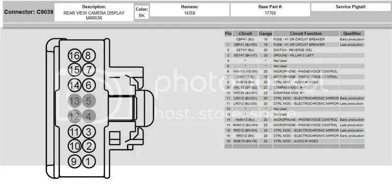 2013 f 150 wiring diagram camera