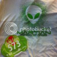 Martian Meteor 10K Race Recap