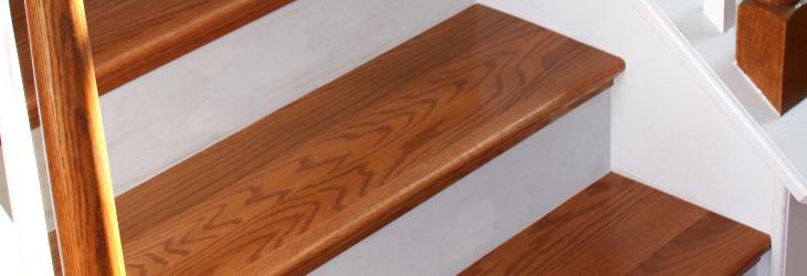 Wood Stair Parts Floor Decor