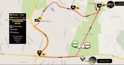Belfast Life Style Sports Run in the Dark: Important ...