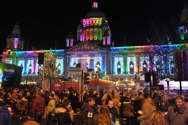 Belfast city centre Christmas shop opening times revealed