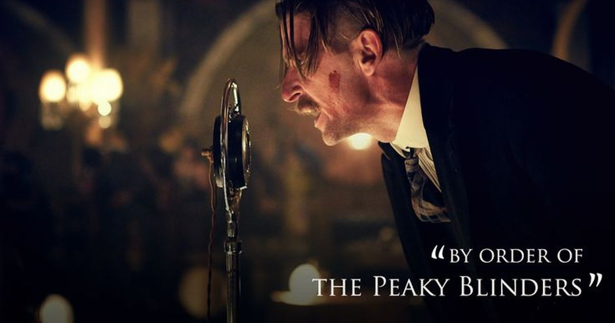Peaky Blinders Wallpaper Quotes The Very Best Quotes From Peaky Blinders Birmingham Live