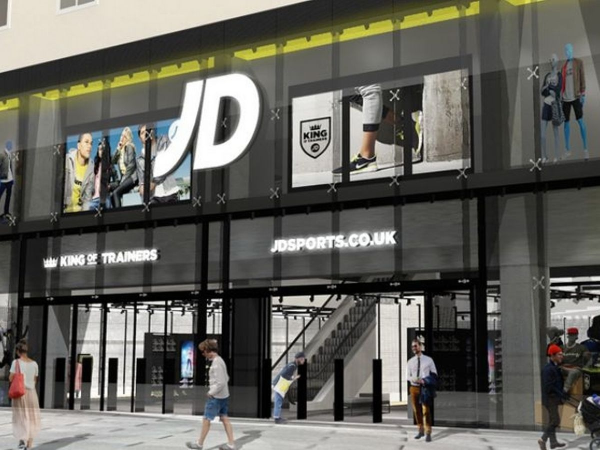 Jd Sports Plans For A New Look Jd Sports Reveal How The City Centre