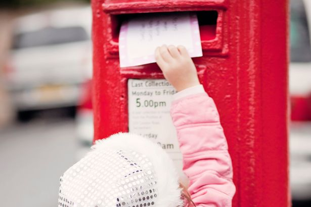 Here\u0027s how to get your child a Royal Mail letter from Santa this