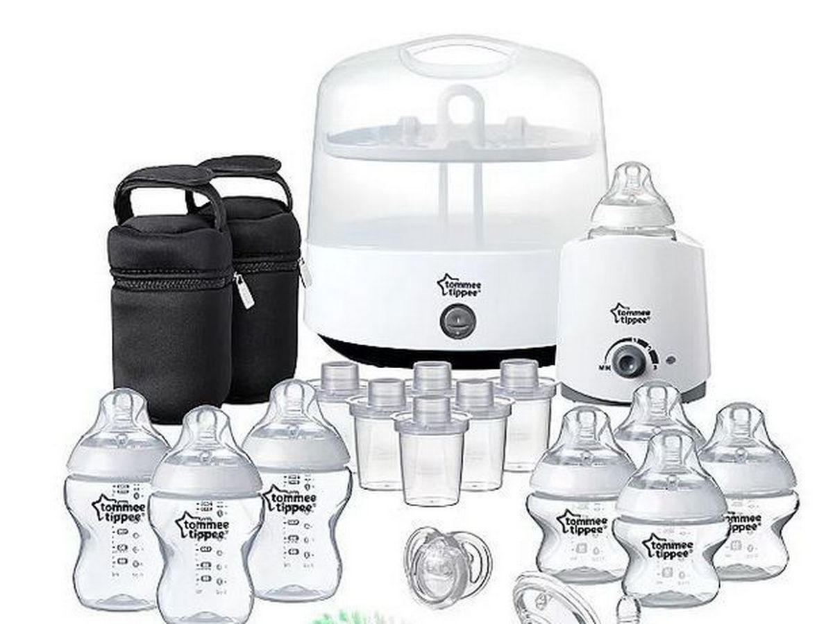 Lidl Baby Steriliser The Best Tommy Tippee Items In Asda S Massive Baby Sale