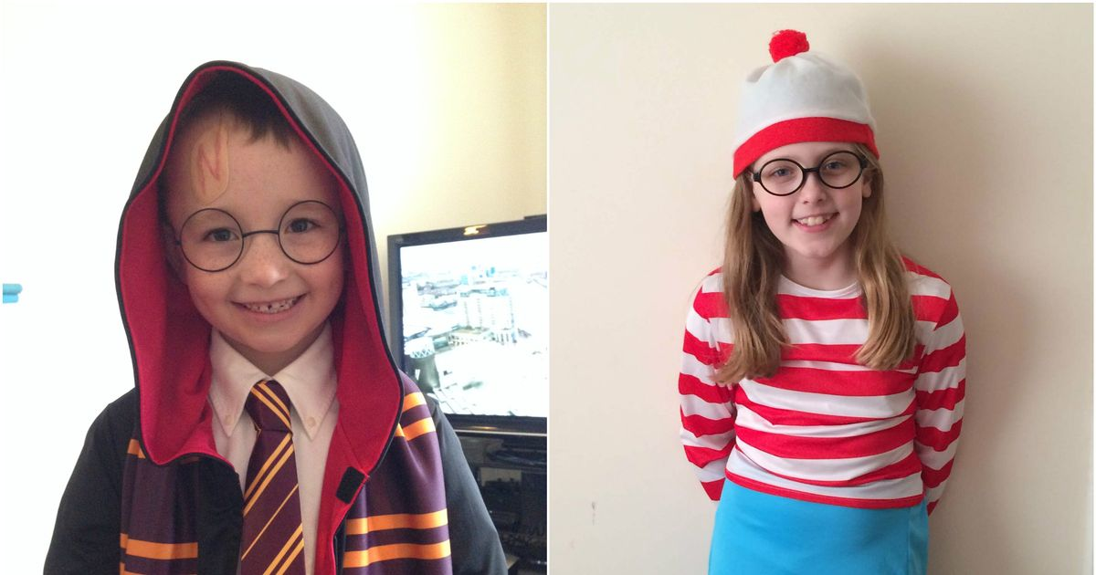 30 Last Minute World Book Day Costume Ideas Chronicle Live