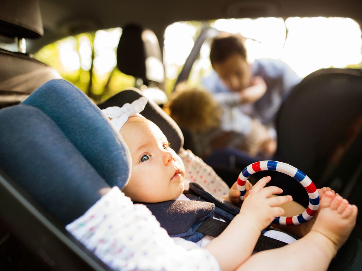 Toddler Car Dashboard Why You Should Never Let Your Child Sit In The Front Seat Of