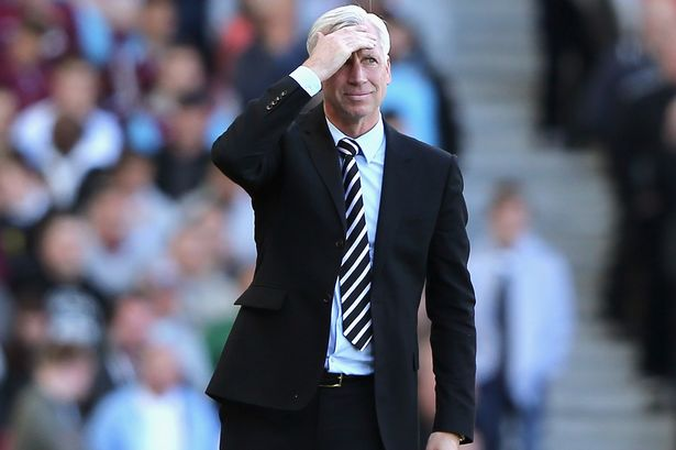Image result for pardew sad