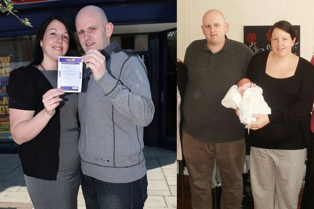 Killingworth couple win £5,000 on weight loss bet - Chronicle Live